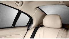 Genuine Volvo S60 (11-) Rear Door Sun Shades (Pair)